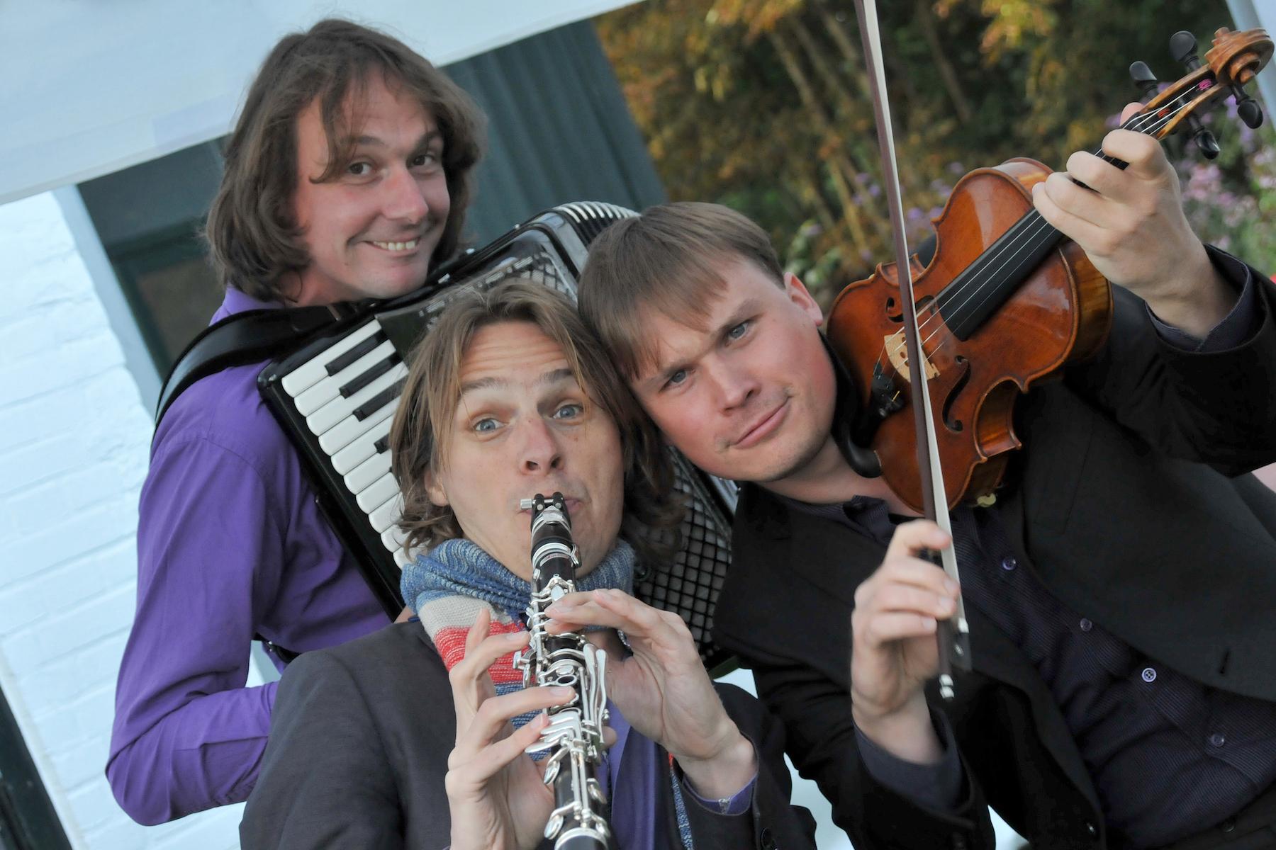 Koffieconcert: Trio C Tot De Derde