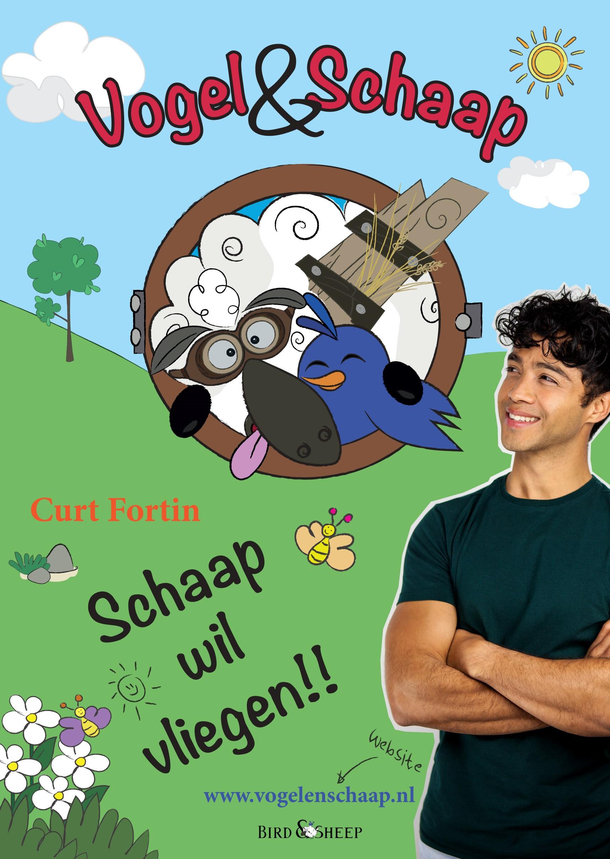 Kindervoorstelling (3+): Vogel En Schaap