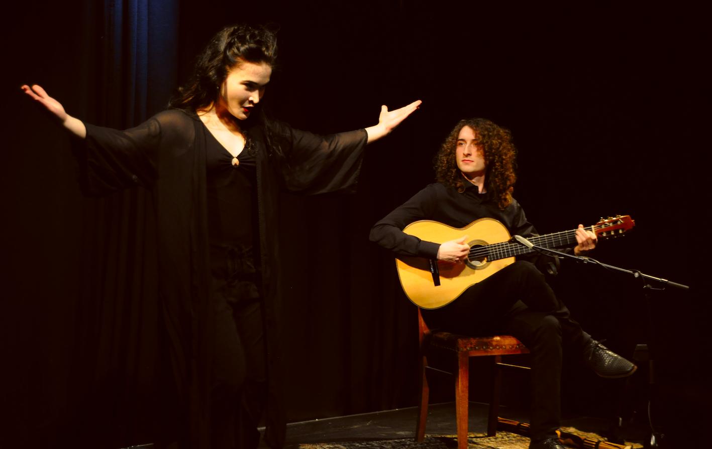 Jeff Heijne En Conchita Boon – Flamenco